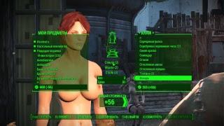 Fallot 4 nude walk, no cloth, no armor, survaving...part 21