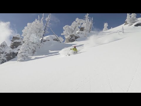 POWDER Magazine takes us back to the all-time conditions of Alta, Utah in January   GrindTV