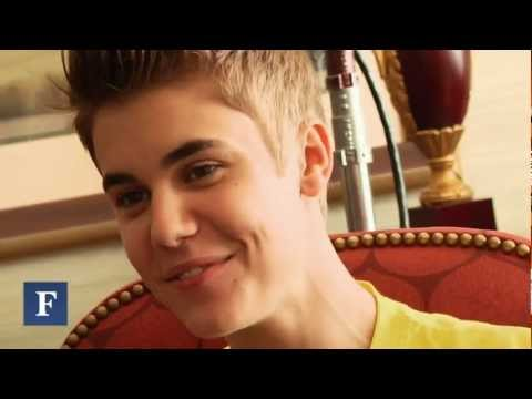 Justin Bieber- Behind The Forbes Cover Shoot