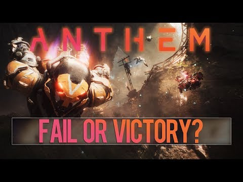 ➤KINDA OK? - Anthem Demo Review and Impressions