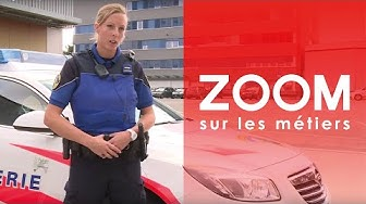 Gendarme-policier / gendarme-policière - Zoom sur les métiers