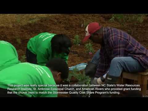 Funding a Rain Garden