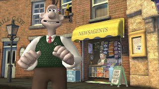 2 Men at Play: Wallace & Gromit Episode 1