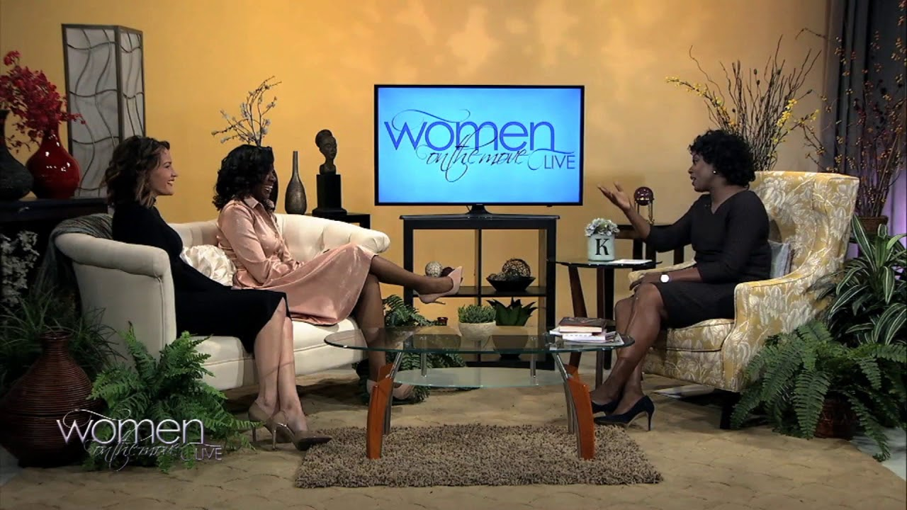 WOMEN ON THE MOVE WITH KIM MCNAIR ON WATC TV57 January 26th, 2018