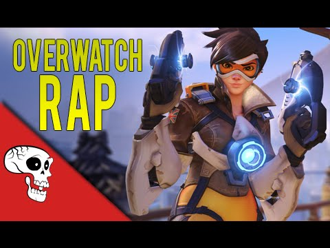 "OVERWATCH RAP by JT Music - ""A Hero Never Dies"" (Hero Rap #1)"
