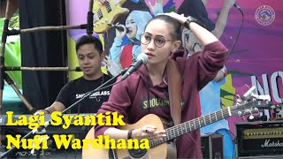 Lagi syantik  (live cover version)   Nufi Wardhana , Taman Botani Sukorambi Jember 5 Agustus 2018 Mp3