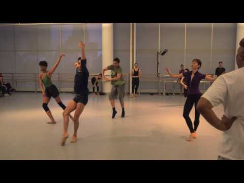Alonzo King Open Class_Part 3
