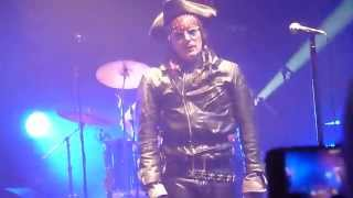 Watch Adam Ant Cartrouble video