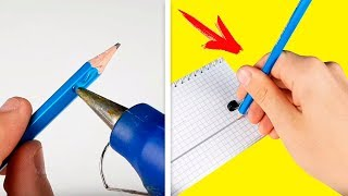 10 AWESOME LIFE HACKS!