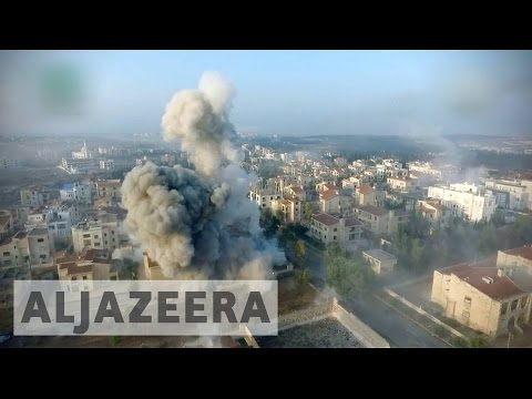 Syrian rebels launch offensive to break east Aleppo siege
