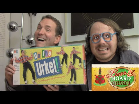 Drunk Urkel Game - Beer And Board Games