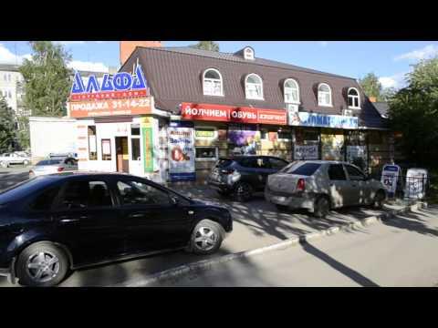 г. Йошкар-Ола, ул.Строителей,1Б (1 видео)