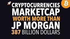 Bitcoin Hits ATH $14,000 | Market Cap Worth More Than JP Morgan | NiceHash Hack $66 Million