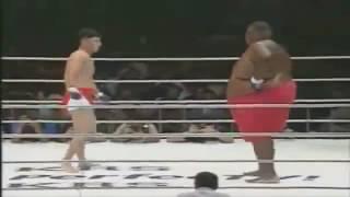 Самый смешной бой в истории MMA