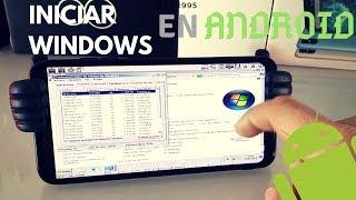 Iniciar Windows 7 / 10 en teléfonos Android¿Se puede?