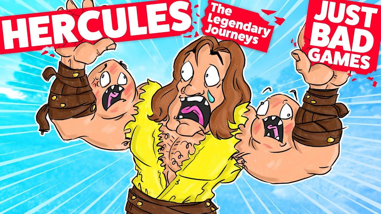 Download Hercules: The Legendary Journeys - Just Bad Games