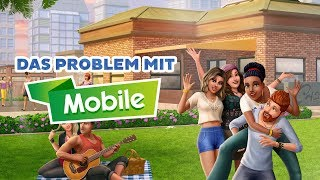 Das Problem mit Die Sims: Mobile... | sims-blog.de