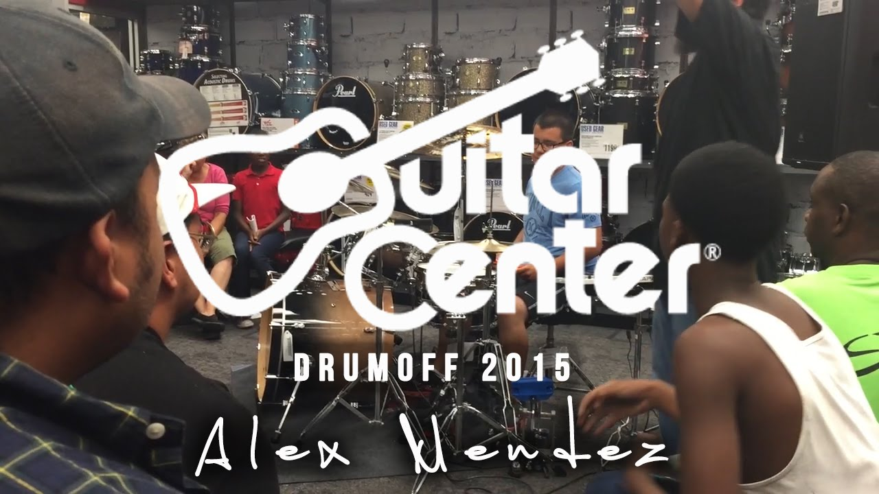 guitar center drum off 2015 alex mendez corpus christi tx youtube. Black Bedroom Furniture Sets. Home Design Ideas