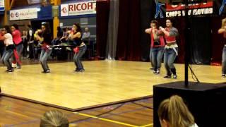 Dance wedstrijd 2012 1 van Deep devotion