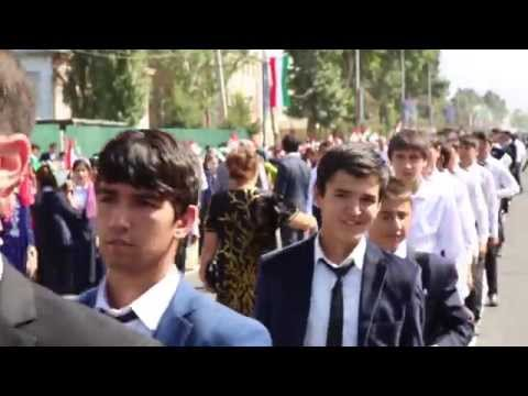 Life as Normal in Vakhdat, Tajikistan (HD)