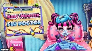 Monster High: Baby Monster Flu Doctor - Baby Game