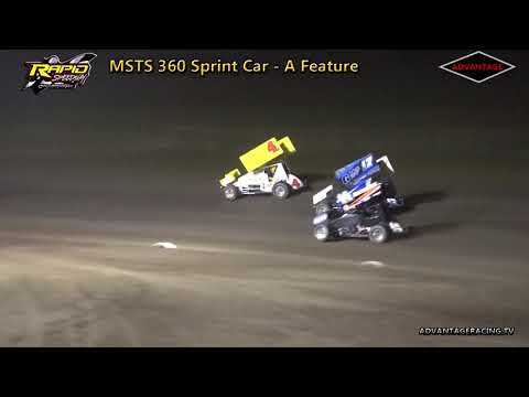 MSTS 360 Feature - Rapid Speedway - 9/14/18
