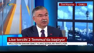 Bakan Yılmaz'dan Öğretmen Ataması Ve Mülakat Sonuçları Açıklaması (NTV)