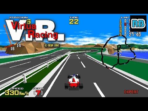 1992 [60fps] Virtua Racing Expert 7S 4u002710u0027u002771 ALL