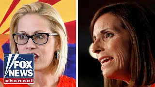 McSally, Sinema locked in tight race to fill Flake's seat