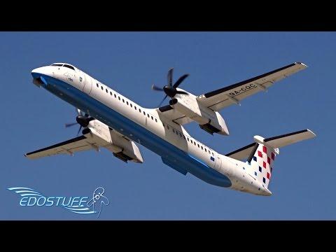 Split Airport SPU/LDSP - Half Hour of Plane Spotting - Episode 20