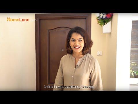 3 BHK   Home Interior Design   Chennai   Homes By HomeLane S01 E04