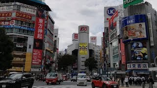 Tokyo Trip 2018: Shibuya!