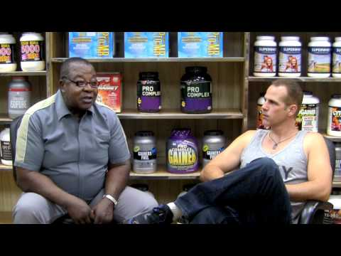 How Leroy Colbert Built 21 inch Biceps Drug Free #1