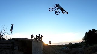 The Biggest BMX Dirt Jump in the World?