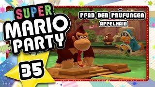 SUPER MARIO PARTY 🎲 #35: Pfad der Prüfungen - World 2: Apfelhain