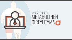 Webinaari: metabolinen oireyhtymä