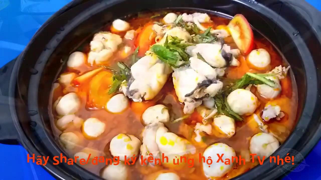 Món ngon Lẩu Ếch Sa Tế – Bí quyết để cho nồi Lẩu Ếch ngon ngọt chua thật hấp dẫn by Xanh TV