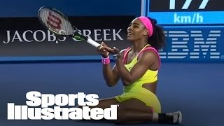 Serena Williams is Sports Illustrated's 2015 Sportsperson of the Year | Sports Illustrated