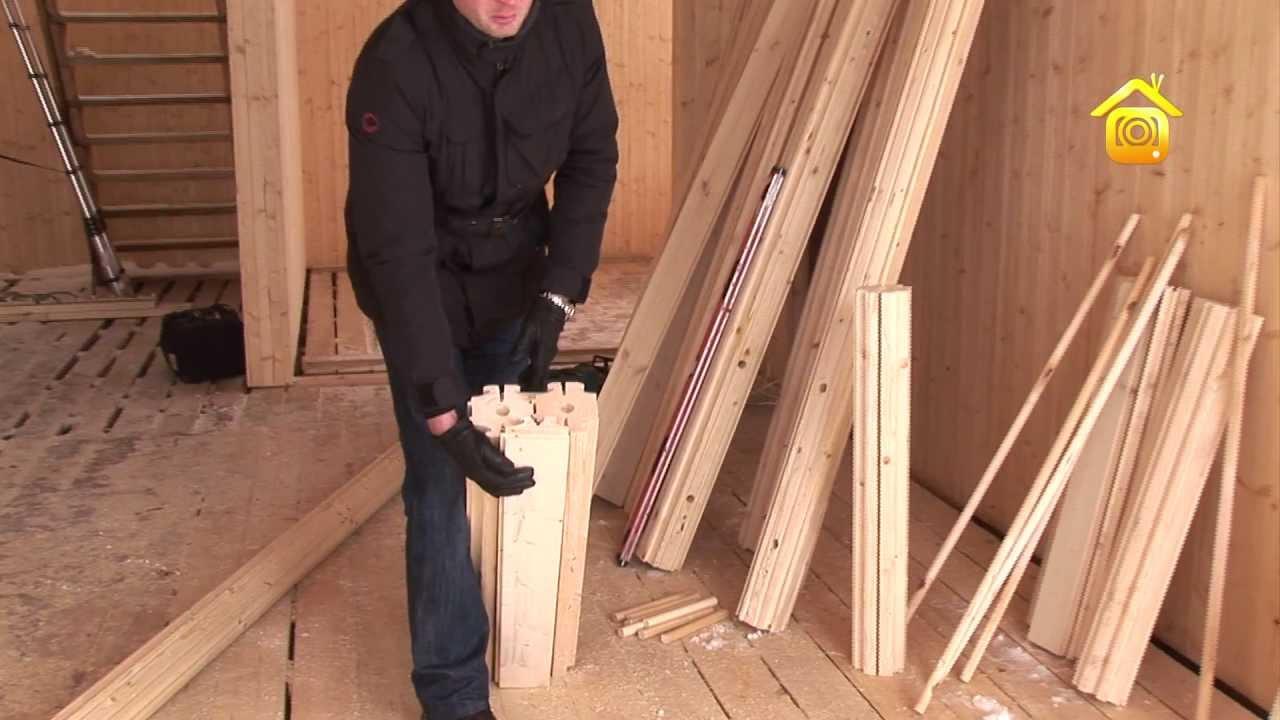 Вертикальный брус. Новая технология деревянного домостроения // FORUMHOUSE
