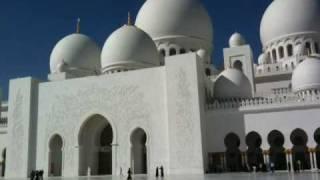 Abu Dhabi-Sheikh Zayed Bin Sultan Al Nahyan Mosque.MOV