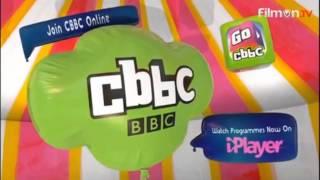CBBC Channel Closedown/BBC Three Final Startup - 15/2/2016