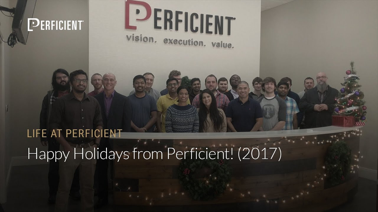 Working At Perficient