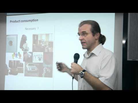 2012 그린디자인 세미나-지속가능한 발전에 대한 비전 & 제품-서비스 시스템