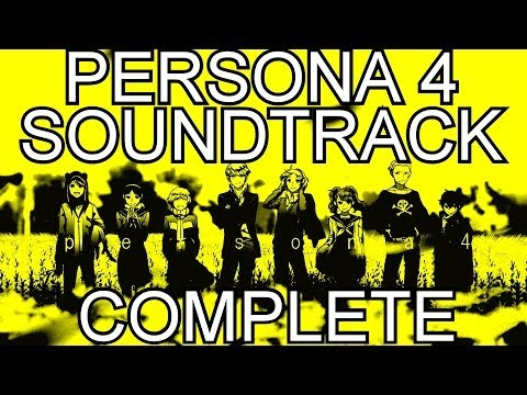 Persona 4 I'll Face Myself Battle Extended
