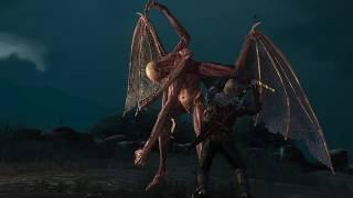 Ведьмак против Детлаффа - На смерть!