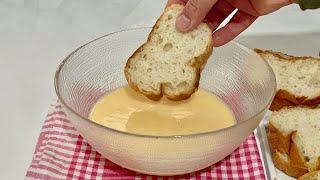 Bu Sosla BAYAT Ekmekler BÖREK LezzetindeYaptığım ANDA Kapış Kapış GİTTİ