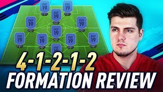 BEST QUICK PASSING FORMATION IN FIFA 19 TUTORIAL - 41212 GUIDE IN ULTIMATE TEAM