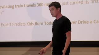 88 REALLY Exciting Things That Are Happening Right Now   Emerson Spartz   TEDxUofIChicago