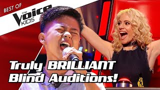 Download TOP 10   Simply BRILLIANT Blind Auditions in The Voice Kids Mp3 and Videos