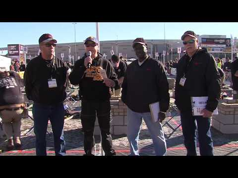 Interview with Milton Young, Mike Sutter and Curtis Hoover